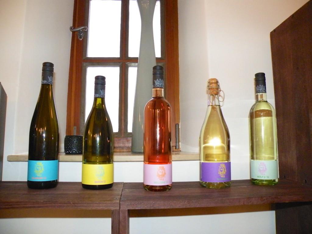 Wein von 3 Weine in der Weinstube s'Türmle in Schweinfurt