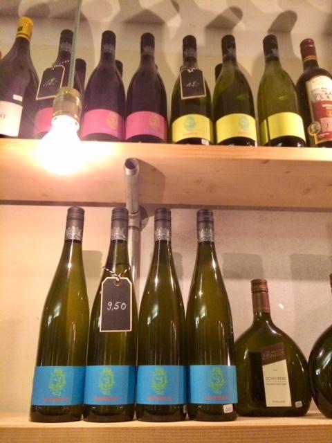 Weinregal Wein von 3 im Einfach KuK in Schweinfurt