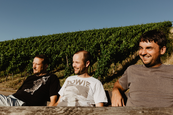 Weingut Wein von 3 Franken Foto Simone Betz