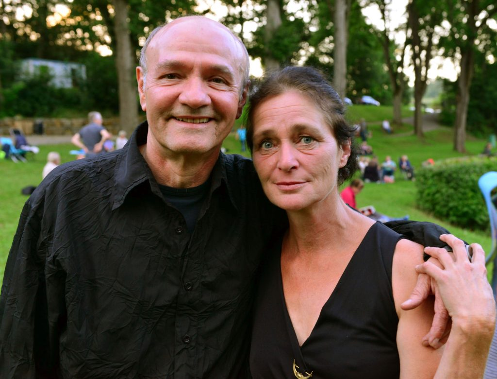 Peter Hub, Christine Hadulla (Foto: Fred Rautenberg)