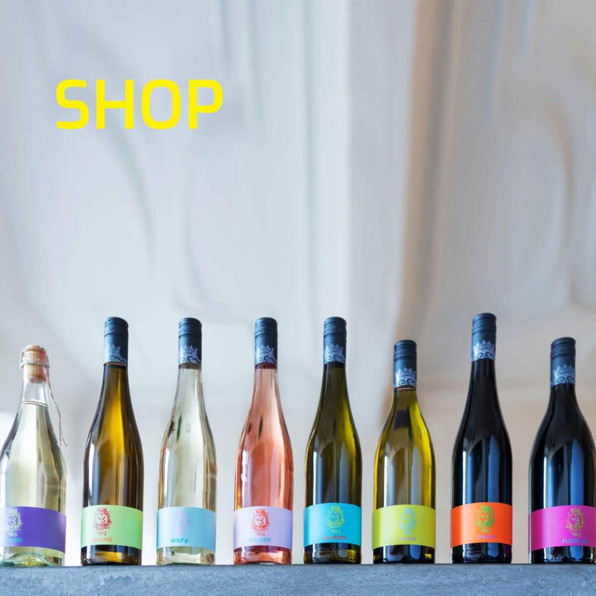 fränkisches Bioland Weingut auf Schloß Zeilitzheim in Franken in der Nähe von Würzburg_Wein von 3_Photographed by Selene adores_1